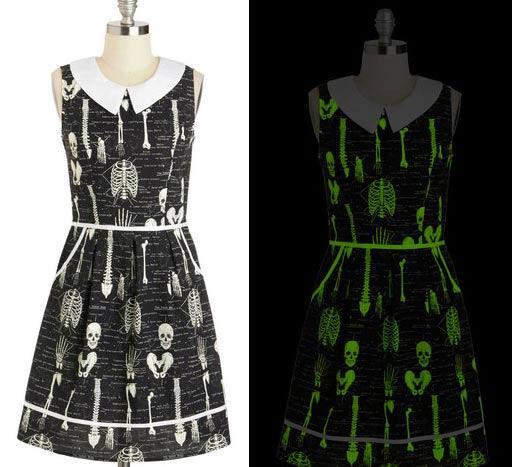 modcloth vestido