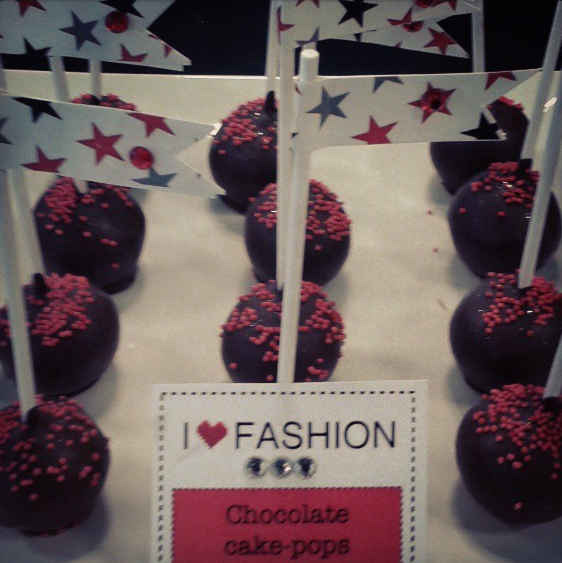 cake pops fashion camon