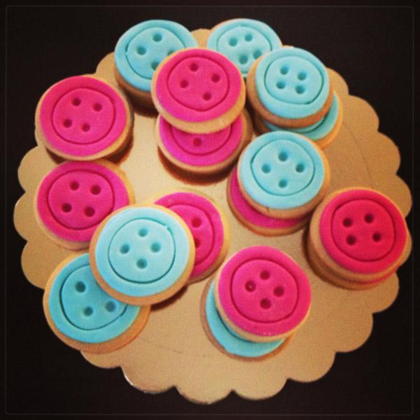 caperucita cupcakes galletas