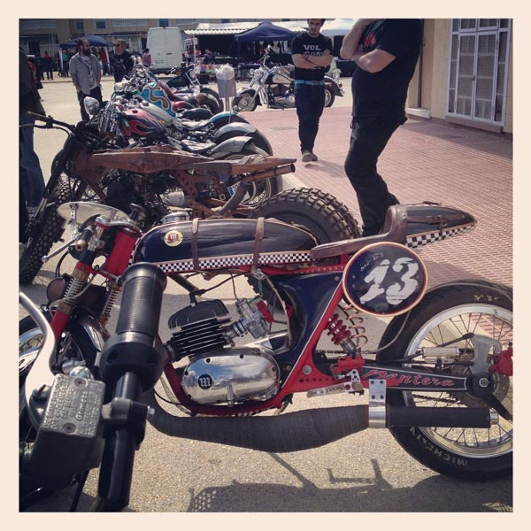 motos chopper