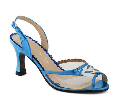 zapatos transparentes pin up betty page