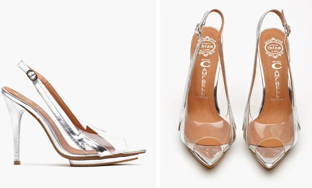 zapatos transparentes jeffrey campbell