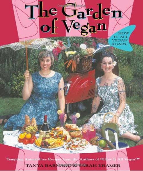 garden vegan sarah kramer