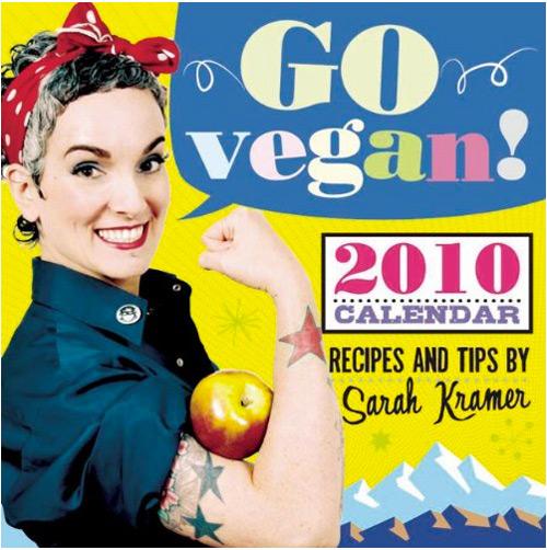go vegan sarah kramer