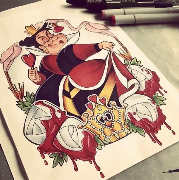 maria-lavia-anyel-tattoo-reina-corazones