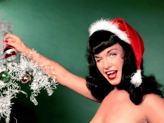 pin-up-christmas