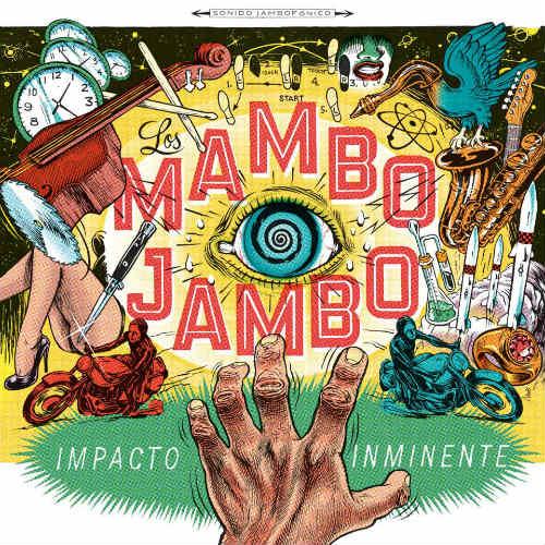 "Portada de ""Impacto inminente"" de Mambo Jambo."