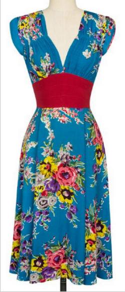 tea-dress