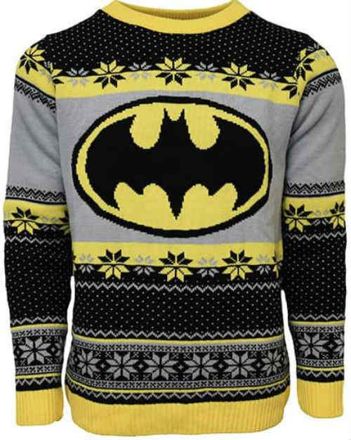 Batman-Christmas-Sweater
