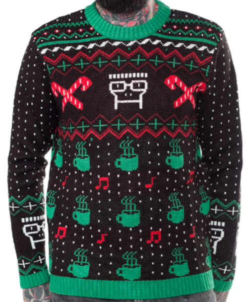 descendents-xmas-sweater